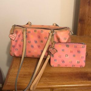 Dooney and Bourke Satchel bag
